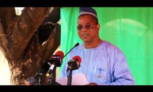 Embedded thumbnail for Remise de 793 tonnes de vivres au Mali : 7 novembre 2020