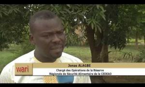 Embedded thumbnail for  Remise de vivres au Mali, Juillet 2019