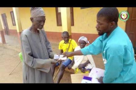 Embedded thumbnail for Expériences des projets pilotes de filets sociaux de sécurité en Afrique de l'Ouest