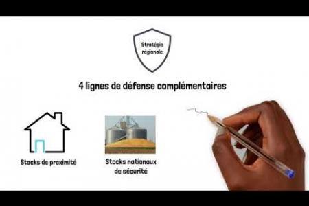 Embedded thumbnail for Stratégie régionale de stockage de sécurité alimentaire